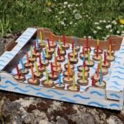 Geburtstagsschiffchen|Geburtstagsboote|Walnußschiffchen|Walnussboote|Kerzenboote|Geburtstagsschiffchen|Walnusskerzen