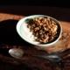 glutenfreies Kokosgranola|glutenfrei|vegan|Kokosgranola|vegan frühstücken|glutenfreies Frühstück|