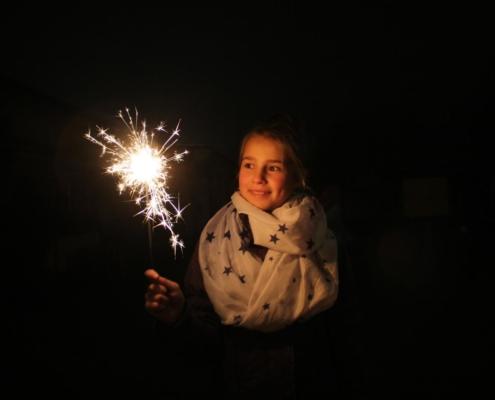 Silvester|Silvester mit Kindern|Silvesterbräuche|Silvesterfeier|Jahreswechsel|Feiern mit Kindern