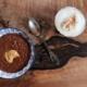 Veganes Schoko-Porridge|Veganes Porridge|Schoko-Porridge|Schokoladenporridge|Vegan|vegane Frühstücksideen|zuckerfrei|industriezuckerfrei|Porridge|Haferbrei|warmer Haferbrei