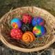Schneckenhäuser bemalen|Schneckenhäuser|Basteln mit Naturmaterialien|Basteln im Frühling|Basteln|DIY|kleine Geschenke|Acrylstifte|Multimarker